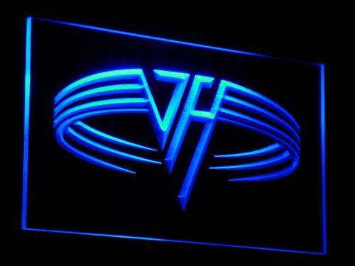 Van Halen LED Neon Sign