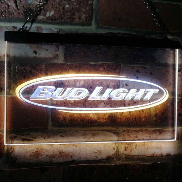 Bud Light Horizontal Neon-Like LED Sign
