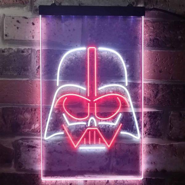 Star Wars Darth Vader Face 2 Neon-Like LED Sign