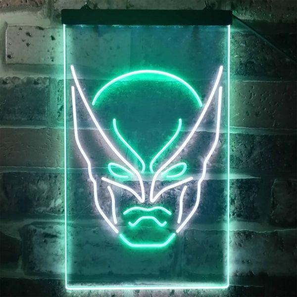 X-Men Wolverine Neon-Like LED Sign